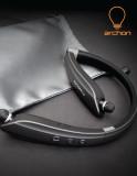 아콘 archon Freebuds N5 20시간 사용 자동줄감개 접이식 넥밴드 블루투스 이어폰 가성비 추천 특가 /에어팟/무선이어폰