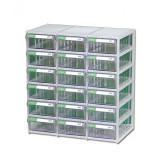 (중앙브레인) CA507-6부품박스/칩박스/파일케이스