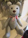 테디베어 꼬미 곰인형 Teddybear 인형 핸드메이드곰인형
