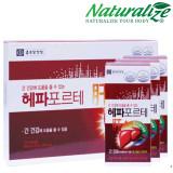 (승명)간건강 헤파포르테 밀크씨슬 450mg x 30캡슐 x 3