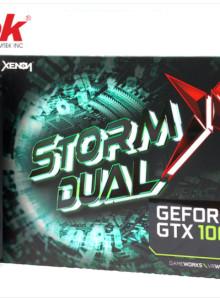 [이엠텍] XENON 지포스 GTX1060 STORM X Dual D5 3GB