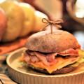 (모닝빵/수제햄버거빵) 천연발효 꽃구름빵 #센드위치빵 #햄버거빵 #다이어트빵 (20개입)