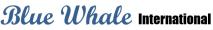 블루웨일 인터내셔널 로고