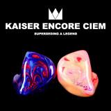 노블오디오 Kaiser Encore Custom In-Ear Noble Audio 커스텀이어폰 카이져앙코르커스텀 가수인이어 커스텀인이어 프리미엄이어폰 카텐 카이져앙코르