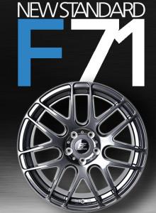 F71 / 18인치휠 / 인치업 / 튜닝 / 튜닝휠 / FF CUSTOM / 인지에이원