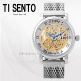 티센토시계 TS50061 WS 메탈 오토매틱