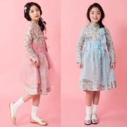 크림 주니어생활한복,초등학생생활한복,주니어한복