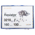 칩저항 키트 3216(1206) 사이즈 F급(1%) 160종 (100개입,200개입,300개입,500개입) /칩저항키트/칩저항세트/저항세트/저항/칩저항/샘플키트