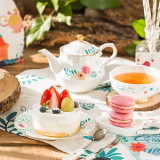 [KT&G 상상마당 디자인스퀘어] Alice_Tea pot set / 티팟 세트
