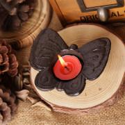 주물 나비 캔들 홀더