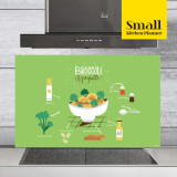 주방아트보드 키친플래너 / 브로콜리 그린 / Small