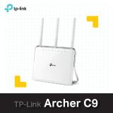 ----- 당일발송 ------티피링크 Archer C9 AC1900 / 유무선공유기/듀얼밴드/기가비트/WiFi (기본랜선포함/무상 2년 AS)