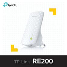 ----- 당일발송 ----- 티피링크 RE200 / 무선AP/WiFi 익스텐더/유무선공유기 확장 (기본랜선포함/무상 2년 AS)