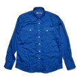 [GRIPE] Traveler Shirts - Blue / 그라이프 트레블러 셔츠 - 블루