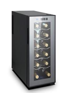 캐리어 와인셀러 CSR-33WG/12병/와인 냉장고