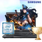 [중고] 삼성 P580 게이밍 노트북/코어i5/4GB/320GB/지포스GT330/15.6/Win7
