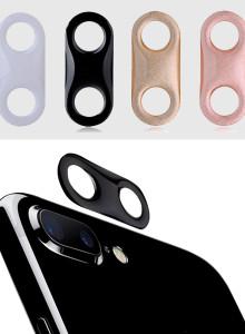 [아이폰7/플러스] 엠보싱 카메라렌즈 보호 링 (3ea)