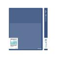 [바른손플러스] 멜로우7부클리어화일40P(블루)