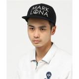 [당일배송] -세일- 마크앤로나 피스 마크 캡(블랙) - MARK & LONA P.A.S Cap ML-17S-YP17