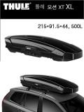툴레 모션 XT XL (검정유광) 루프박스 215 x 91.5 x 44, 500리터- 툴레강남총판