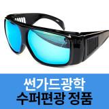 [썬가드광학]R1 편광 고글 스포츠 자전거선글라스