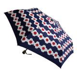 [리오더 입고완료!]일본직수입 PLUNE 북유럽 꽃무늬 패턴 접이식우산