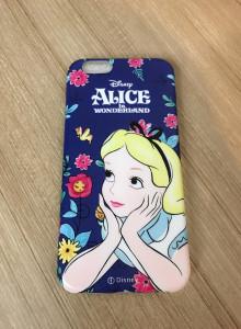 꽃받침 앨리스 케이스