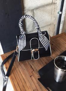 데일리백 델보 브리앙 숄더백 여자 가방 2color