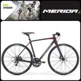 [전시시승용]2016 메리다 스피더 5000 카본하이브리드자전거 투어링바이크 53사이즈(173~184cm사용가)