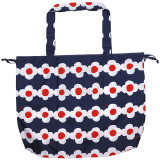 일본직수입 Plune. 포켓터블 레인백 북유럽 꽃패턴
