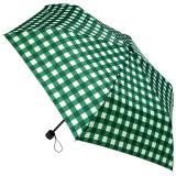 [3차리오더 입고완료!] 가벼운 DANKE 3단 접이식 양우산 우양산 [그린체크]