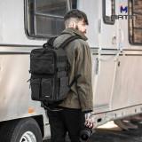 매틴 클레버250 백팩 카메라가방/DSLR백팩 노트북수납/용량14L 무게1.2kg (클레버250 차콜그레이)