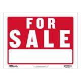 [베이직코리아] BAZIC 9인치 X 12인치 'FOR SALE' 싸인 '판매중'