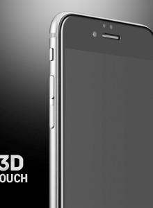 [아이폰7 6 S 플러스] 3D 풀커버 올글라스 강화유리 필름