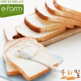 [이팜] [예약상품 D-2]통밀식빵(우리밀)400g (빵 주문시 전체 상품 같이 배송)