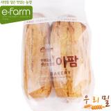 [이팜] [예약상품 D-2]버터스틱(우리밀)220g(빵 주문시 전체 상품 같이 배송)