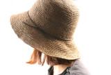 가볍고 예쁜 린넨 벙거지 모자