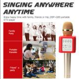 [DUC클럽] 4세대 노래방마이크 휴대용노래방(Q9) / 골드색상