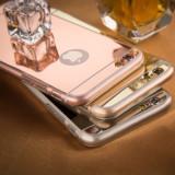 [아이폰/갤럭시/노트/LG] 미러 하드 젤리 케이스