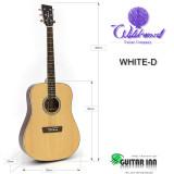 와일드우드 화이트D/Wildwood White D/탑솔리드/세팅발송