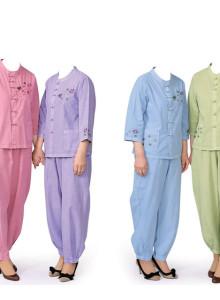 7부제비꽃 생활한복,엄마생활한복,데일리한복,생활한복,일상한복,여름생활한복,여성생활한복