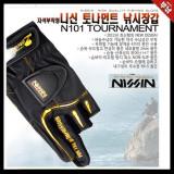 니신 장갑 N101 블랙 (3컷) 자석부착형