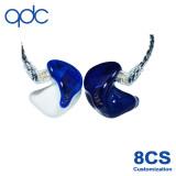 qdc 8CS 8BA Studio Sound 커스텀이어폰 가수인이어 고음질이어폰
