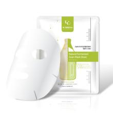 [W.피부연구소] 자연발효 곡물막걸리 마스크팩 (단상자) 5+1매입