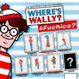 [키탄클럽] 월리를 찾아라-후치코(1BOX=12개입) 랜덤 낱개 판매