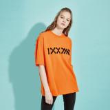 디바이디그낙 Embroidery T-Shirts OR