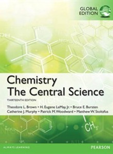 Chemistry: The Central Science (13th int'l ed.) (해외직수입/반품불가)