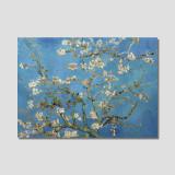 no.073 빈센트 반 고흐 | 꽃 피는 아몬드 나무