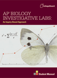 AP Biology Investigative Labs: An Inquiry-Based Approach Student Manual (해외직수입/반품불가)