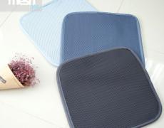 [르쏨므]여름에 꼭 필요한 솔리드 3D메쉬 통풍 방석